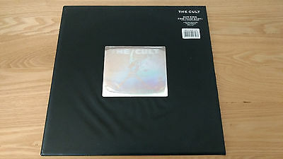 The Cult * Sun King * Limited Edition 12 Inch Single In Hologram Sleeve
