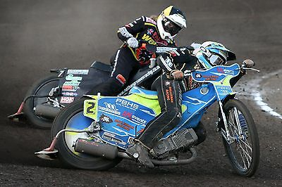 Wolverhampton Wolves---Kyle Howarth--2017--10X8--Speedway--Action Photo