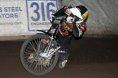 Wolverhampton Wolves--Nathan Greaves--2017--10X8--Speedway--Action Photo