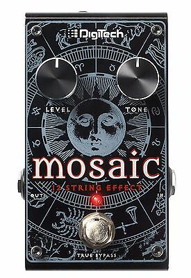 Digitech Mosaic Polyphonic 12-String Effect, NEW W/ WARRANTY! FREE 2-3 DAY S&H!