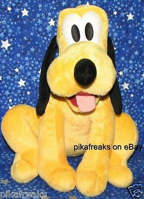 New Pluto Plush from Playhouse Next Day USA Shipping Disney Store Exclusive Toy