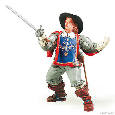 Papo 39901 Porthos Musketeer 9 cm Historical Figures