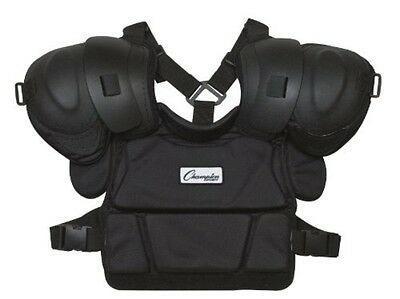 Champion Sports Low Rebound Foam Professional Umpire Chest Protector P170 Chest
