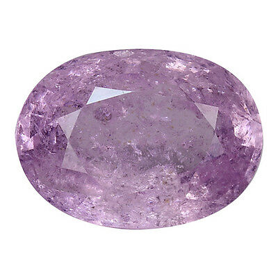 1.955Ct Top Stunning Light Pink Natural Sapphire Oval Loose Gemstones