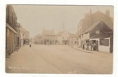 The Green ,thorne .old  Real Photo Postcard.  Please Read Descriptions