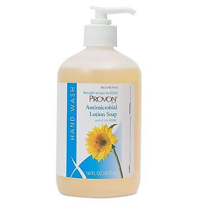 PROVON 4303 12 Antimicrobial Lotion Soap with 0.3 Percent PCMX, 16 fl. oz....
