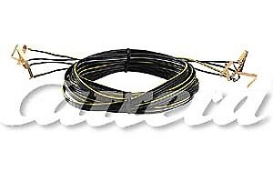 20584 CARRERA ADDITIONAL SUPPLY 5M for EVOLUTION SLOT CAR SYSTEM 1/32 SCALE