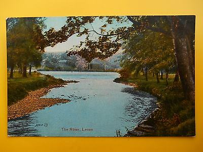 The River LEVEN Fife *Vintage* 1919