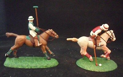 Dept 56 Dickens Village Polo Players #58529 New in Box D56 DV