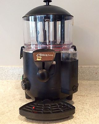 Hot chocolate Machine Choco 5 Litre Chocolate Dispenser Commercial Choco Fairy