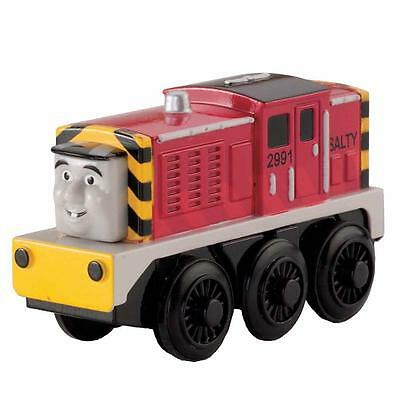 Thomas and Friends - Wooden Railway Battery Locomotive Salty