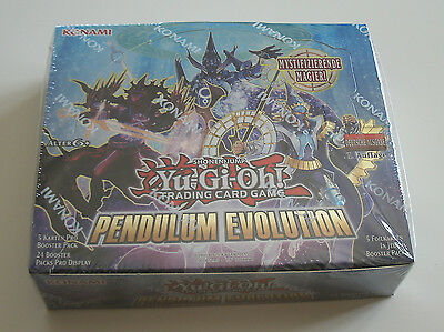 Yu-Gi-Oh - Pendulum Evolution - Display - NEU & OVP - Deutsch