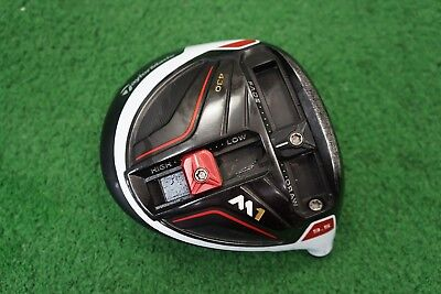 Taylormade M1 430 9.5* Driver Head Only Fair Condition 618942