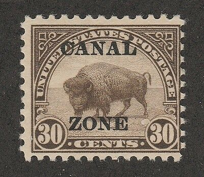 Kappysstamps Ks4163 Canal Zone Sc# 79 $.30 Mint Hinged  Retail $27.00