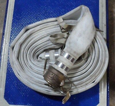Key Fire 25' Non-Metallic Hose  4720-01-347-5480  13229E1154 Fire Hose