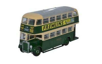 Bnib Oo Gauge Oxford 1:76 76Pd2001 Leyland Titan Pd2/12 Maidstone & District Bus