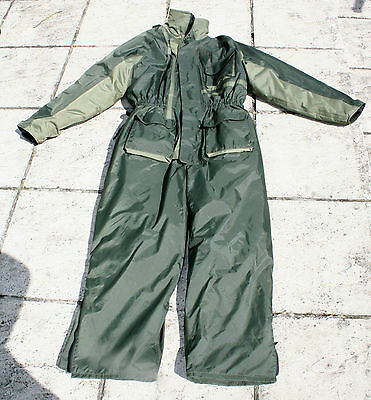 Sundridge Heavyweight All In One Thermal Fishing Suit G