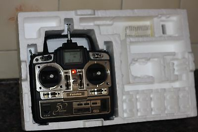 ## Futaba T6X (Ff6) Ltd Edition Transmitter Only For Aircraft/helicopters ##
