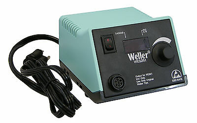 Weller WESD51PU Digital Soldering Station Power Supply Only 120V 50W 350°-850° F