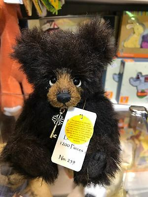 TRINKET Charlie Bears, Minimo Collection 2016. BNWT Limited Edition, #259