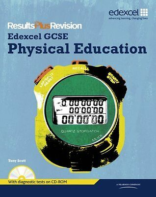 (Good)-GCSE Physical Education SB+CDR: Student Book (ResultsPlus Revision) (Pape