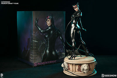Sideshow Collectibles DC Comics Catwoman Premium Format Figure New
