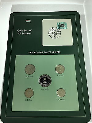Kingdom Of Saudi Arabia Coin Sets Of All Nations