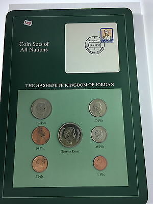 Hashemite Kingdom Of Jordan Coin Sets Of All Nations