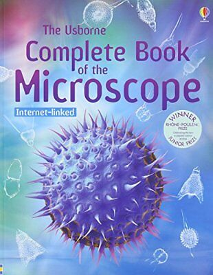 Complete Book of the Microscope (Usborne Internet-linked Reference)