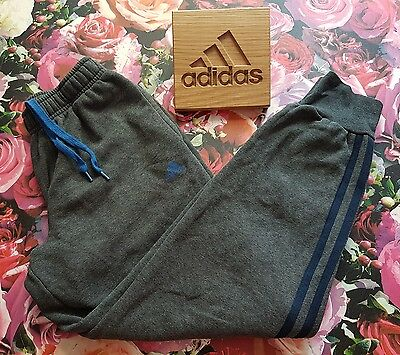 ⛥GENUINE⛥ Boys Kids ADIDAS Joggers Tracksuit Bottoms Sweat Pants AGE 12 13