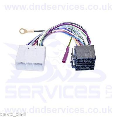 Autoleads PC2-66-4 Jaguar Daimler ISO Harness Lead