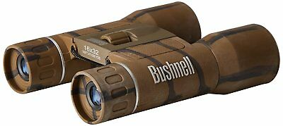 Bushnell Powerview 16x32 Compact Folding Roof Prism Binocular