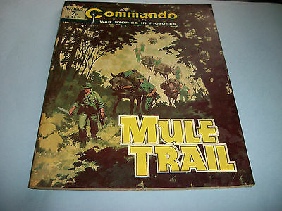 1976  Commando comic no. 1005