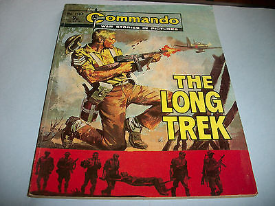 1977  Commando comic no. 1167
