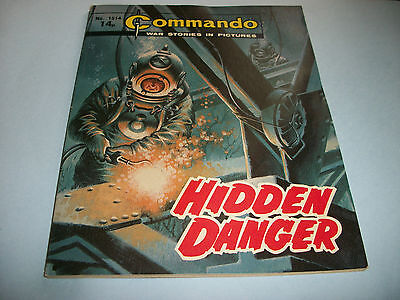 1981  Commando comic no. 1514
