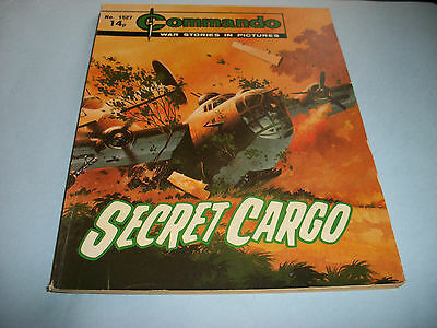 1981  Commando comic no. 1527