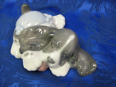 Sweet Dreams Puppy Dog Nao By Lladro  #1726