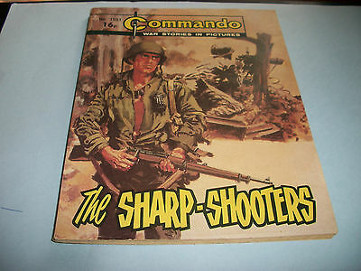 1981  Commando comic no. 1551