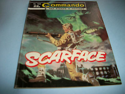 1984  Commando comic no. 1836
