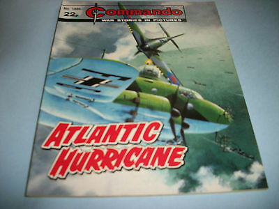 1985  Commando comic no. 1886