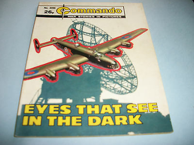 1987  Commando comic no. 2096