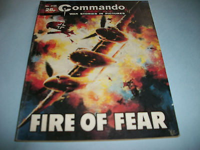 1988  Commando comic no. 2156