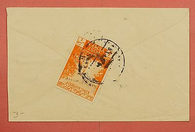 1950's Yemen Single Franked Local Use Cover