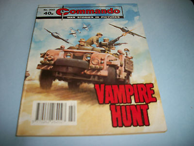 1992  Commando comic no. 2552