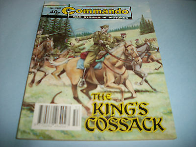 1992  Commando comic no. 2583
