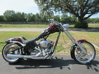 Big Dog Chopper  2004 BIG DOG Chopper Used