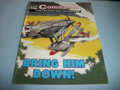 2001  Commando comic no. 3459
