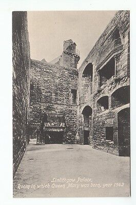 Linlithgow Palace West Lothian Birth Room Of Queen Mary 1542 Photo Taken 1880