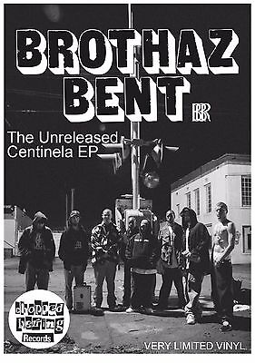 Brothaz Bent/arch Druids/unreleased Ep Coloured Vinyl Chopped Herring Recs
