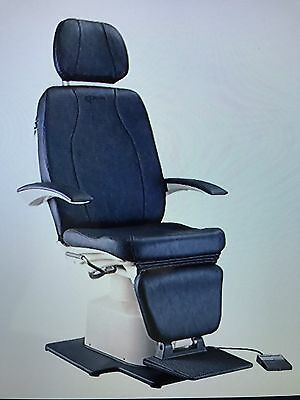 Topcon OC-2300 Full Function Ophthalmic Chair (Charcoal Grey) FULLY REFURBISHED